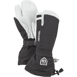 Army Leather Heli Ski 3-Finger