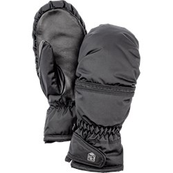 PrimaLoft Leather Mitt Women
