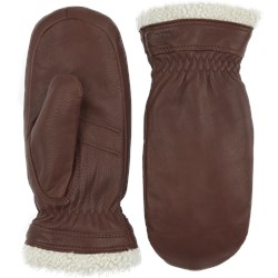 Sundborn Leather Mitt Women