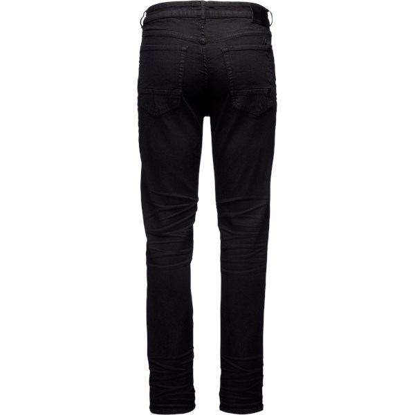 Forged Denim Pants