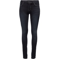 Forged Denim Pants Women