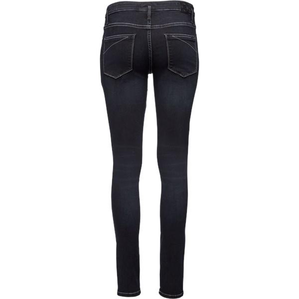 Forged Denim Pants Women