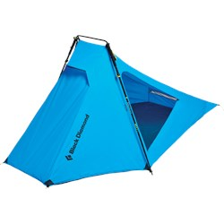 Distance 2 Tent with Z-Poles