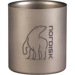 Titanium Mug Double Wall, 220 ml