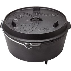 Dutch Oven 11,5 ltr FT12