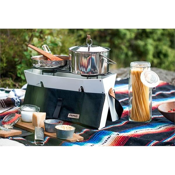 CampFire Frying Pan S/S, 21 cm
