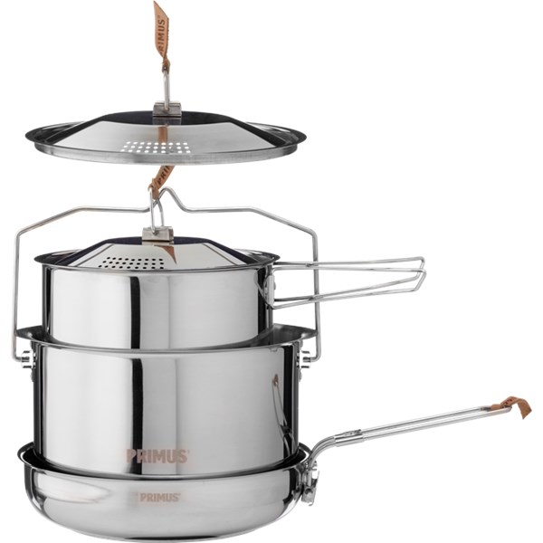 CampFire Cookset S/S Large
