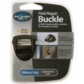 Buckle 20 mm Ladderlock, 1 Pin
