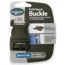 Buckle 20 mm Side Release, 1 Pin