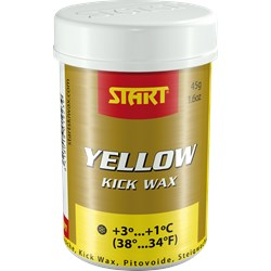 Kick Wax Yellow