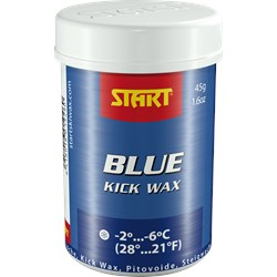 Kick Wax Blue