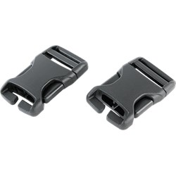 SR-Buckle 20 mm QA, pair