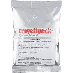 Travel Cookies with Vanilla