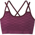 Merino Seamless Strappy Bra Women