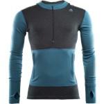 WarmWool Hood Sweater with Zip