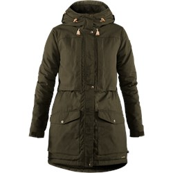 Singi Wool Padded Parka Women