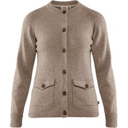 Greenland Re-Wool Cardigan Women