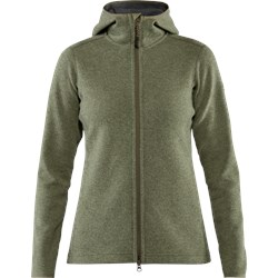 High Coast Wool Hoodie Women
