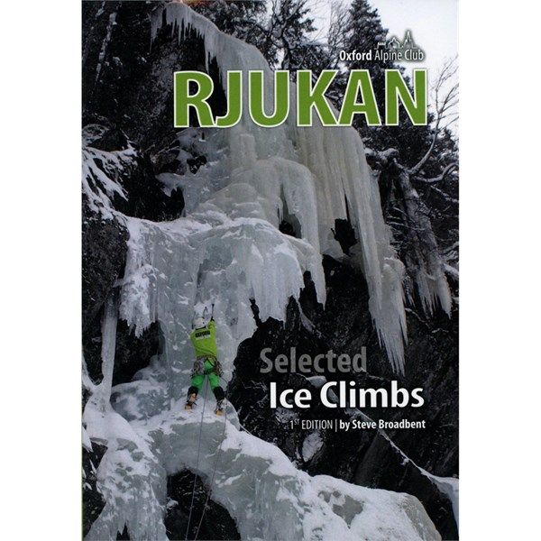 Rjukan, Selected Ice Climbs