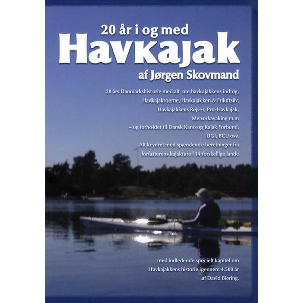 Havkajak - 20 år i og med havkajak
