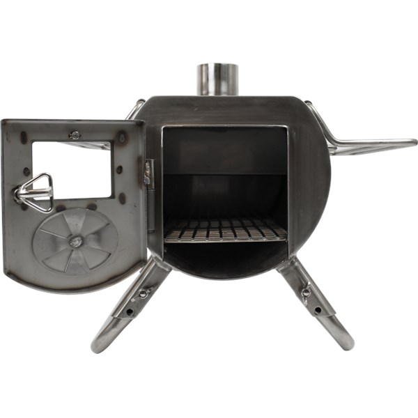 Cooking View Tent Stove