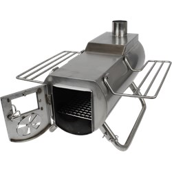 Heat View XL Tent Stove