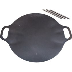 Griddle & Fire Bowl FS48