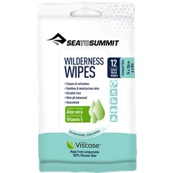 Wilderness Wipes, 12 pcs