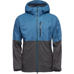 Boundary Line Mapped Insulated Jacket