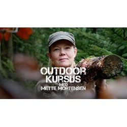 Mette Mortensen outdoorkursus