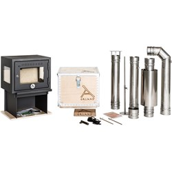 Tent Stove with Flue Kit