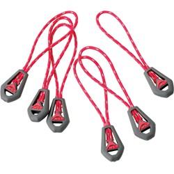 Universal Zipper Pulls, 4 pcs
