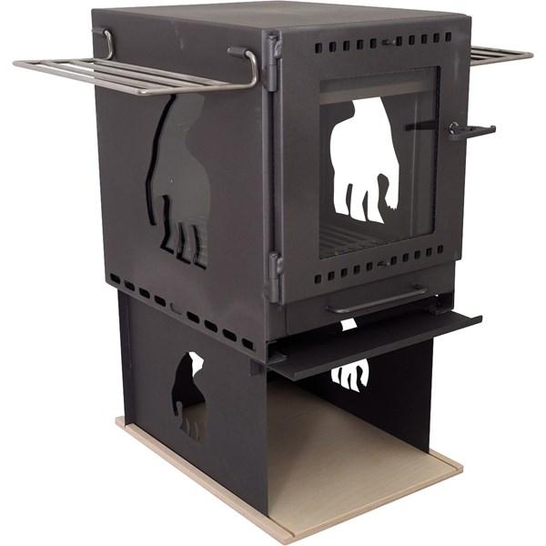 Torden Wood Burner Set