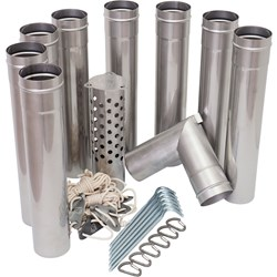 Torden Chimney Pipe Set