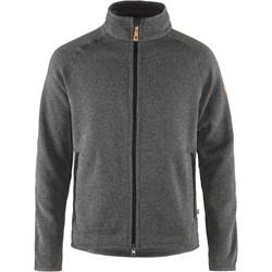 Övik Fleece Zip Sweater