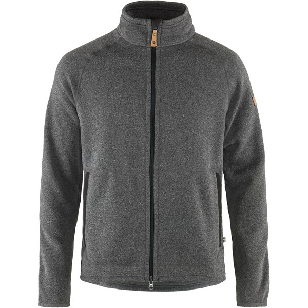 Övik Fleece Zip Sweater