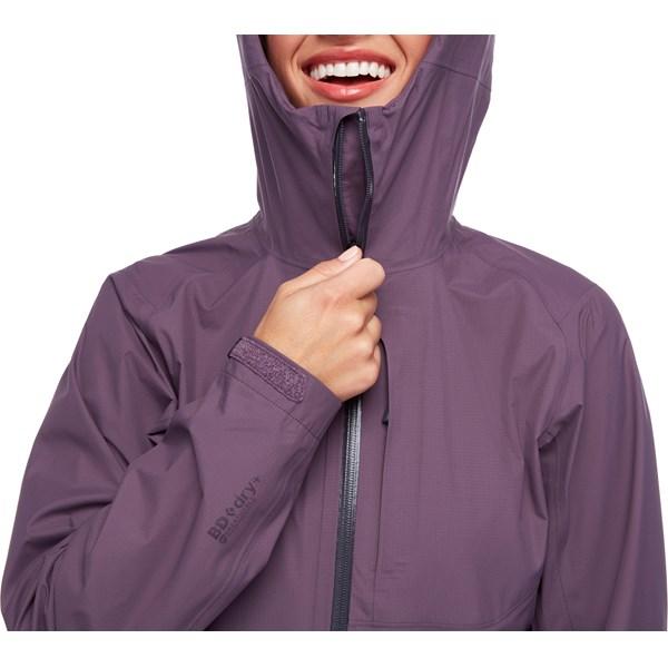Highline Stretch Shell Jacket Women