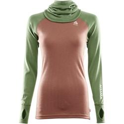 WarmWool Hood Sweater Women