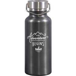 Adventure Begins Water Bottle