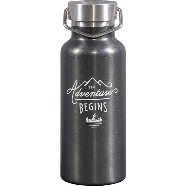 Adventure Begins Water Bottle