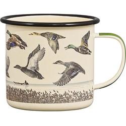 Great Outdoors Lake & Ducks Enamel Mug