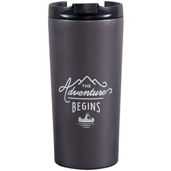 Adventure Begins Travel Coffee Press