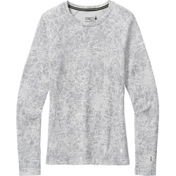 Merino 250 Baselayer Pattern Crew Women