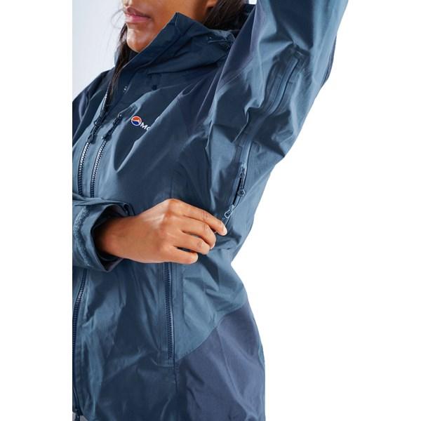 Alpine Resolve Waterproof Jacket Women