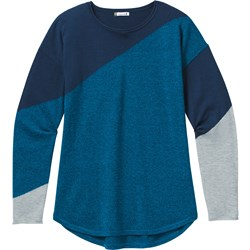 Shadow Pine Colorblock Sweater Women