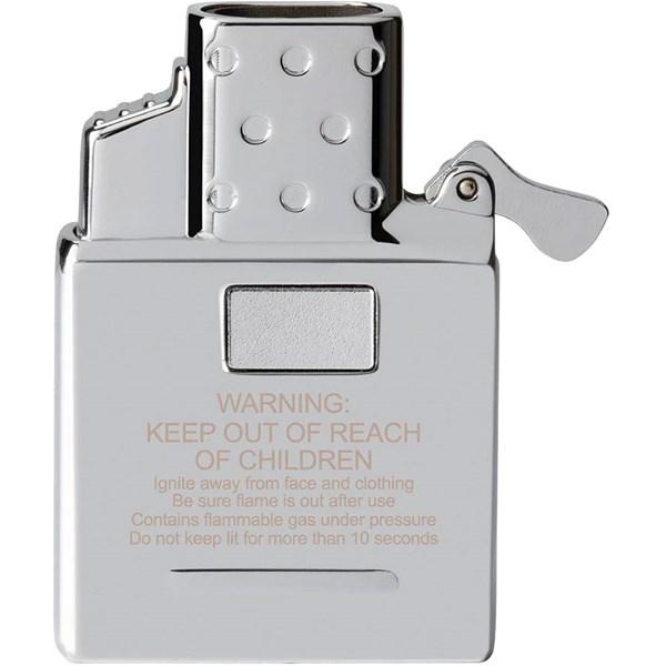 Butane Lighter Insert - Double Torch
