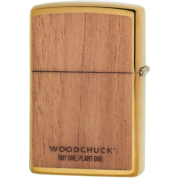 Woodchuck Flame Mahogany Lighter