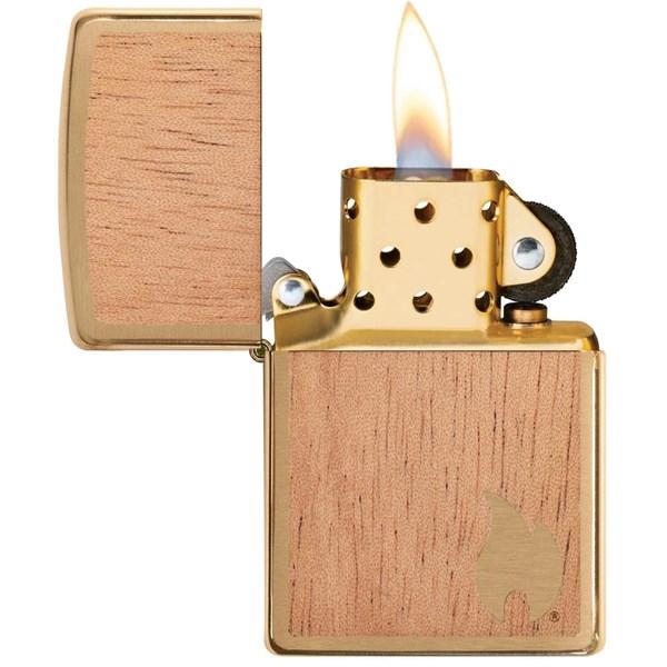 Woodchuck Flame Mahogany Lighter
