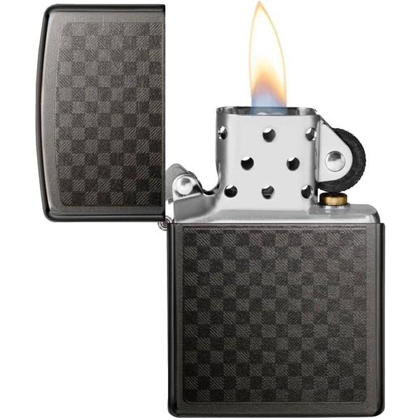 Iced Carbon Fiber Design Lighter