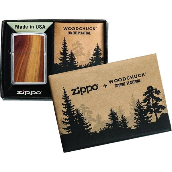 Woodchuck Cedar Lighter